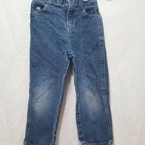 Blue Jeans Denim Toddler Size 4T  Girls Rocawear